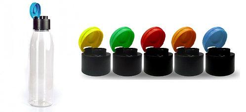 Cilindro Resistente de Tritán 750 ml