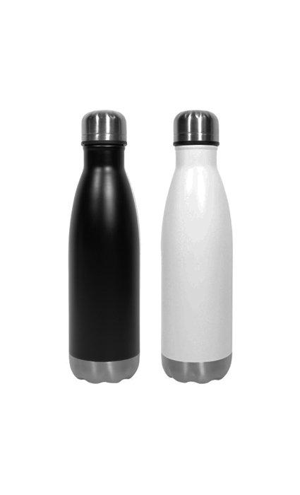 Botella de Acero Kiss 500 ml