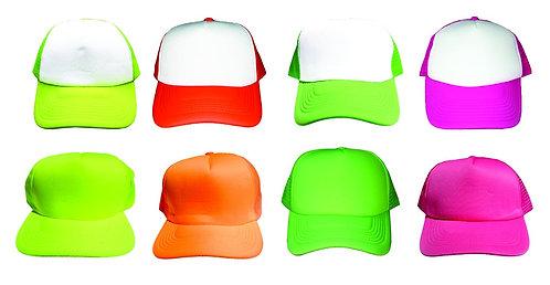 Gorras Tipo Neon Cualquier Color