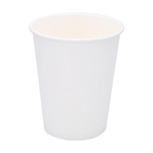 Vaso desechable para bebidas calientes. Material: Cartón  12 oz.
