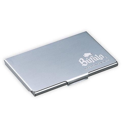 Tarjetero de Aluminio 9 x 5.9 cm