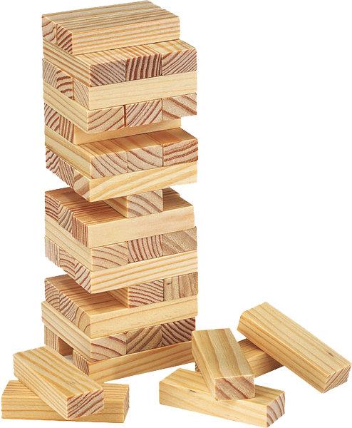 Juego de Madera Torre