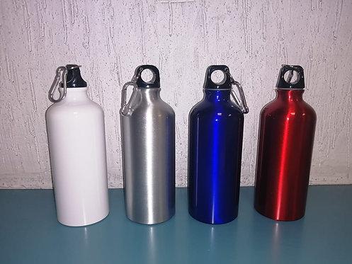 Vaso de aluminio de 600 ml con gancho