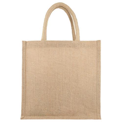Bolsa Yute Alto:30.5 cm.  Ancho:30.5 cm.