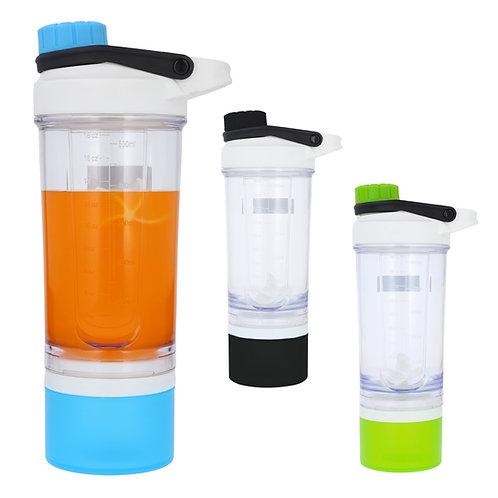Shaker Pet con Asa 500 ml