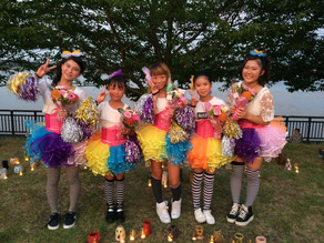 久米田池夏祭り