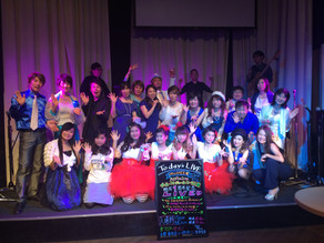 The First Anniversary Live 終了☆