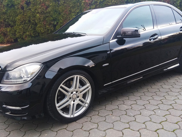 Mercedes-Benz Klasa C W204