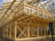 Деревянные элементы строительных конструкций