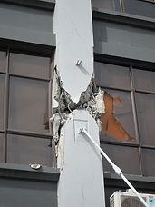 Разрушение колонны