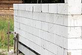 Стена из газосиликата
