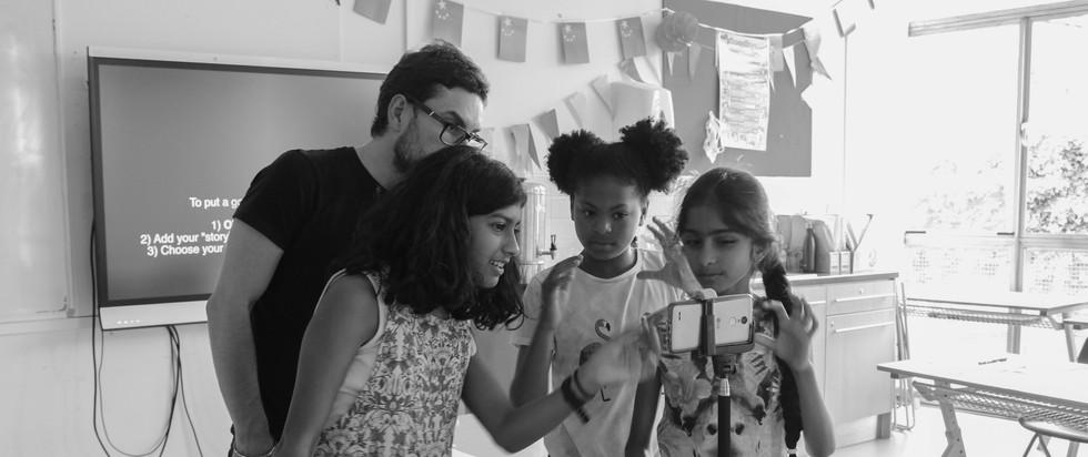 Running a kids workshop (2019)