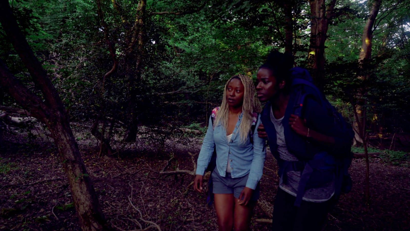 Still from film