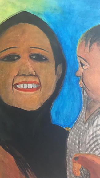 Auntie + Nephew