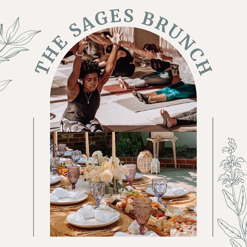 The Sages Brunch - A Yoga & Picnic Affair
