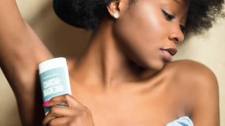 Armpits au naturel: Testing Aluminum-Free Deodorants