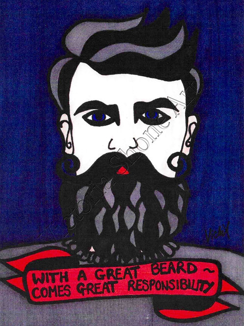 With A Great Beard