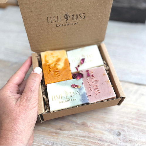 Box of Four Mini Soaps