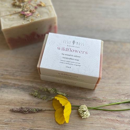 Wildflowers Soap Bar