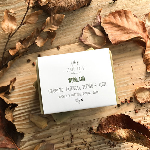 Woodland Soap Bar
