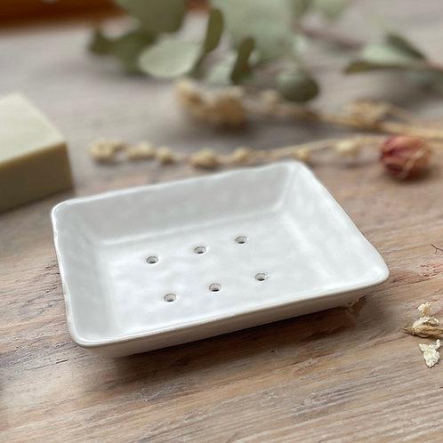 Porcelain Soap Dish