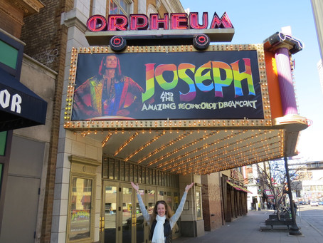 ACROSS LAND AND SEA WITH JOSEPH