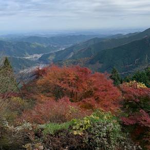 先週の教室活動 & GoTo御岳山!