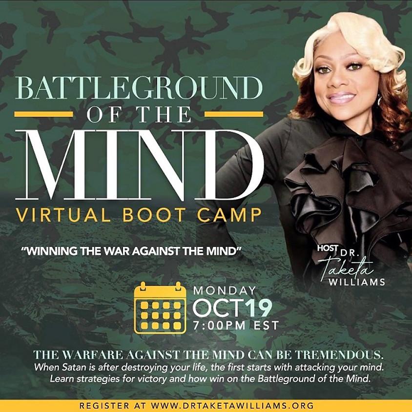 Battleground of the Mind Virtual Boot Camp