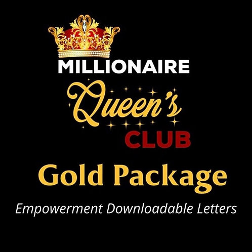 Gold Package Empowerment Letters