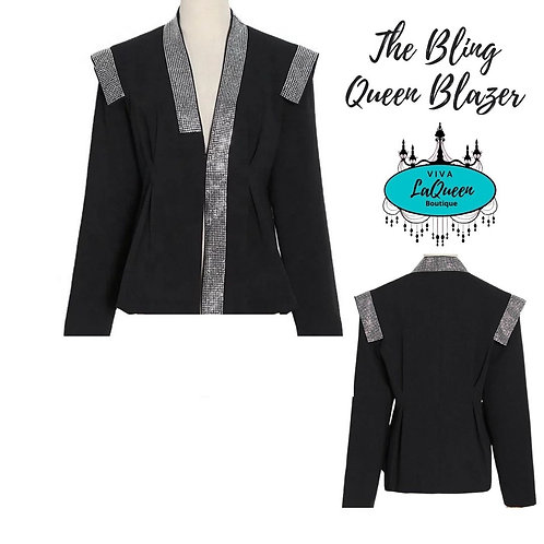 The Bling Queen Blazer