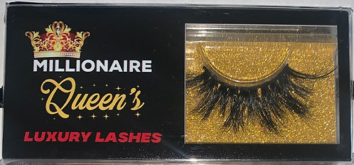THE OVERFLOW, Luxury Queen Mink Lashes