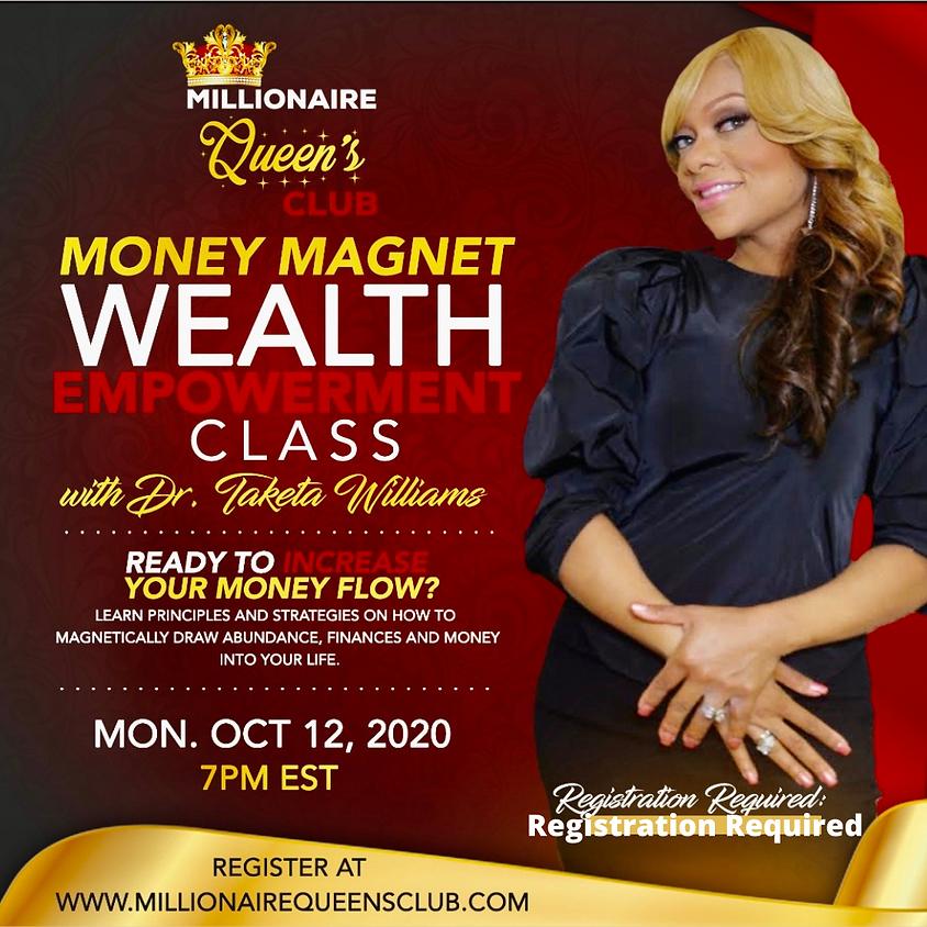 Money Magnet Empowerment Class