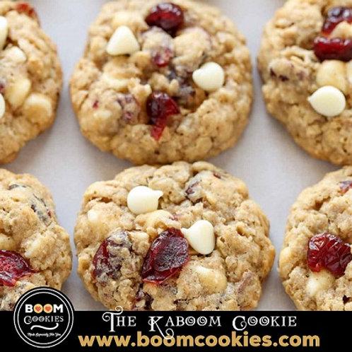 Kaboom Boom Cookies, One Dozen