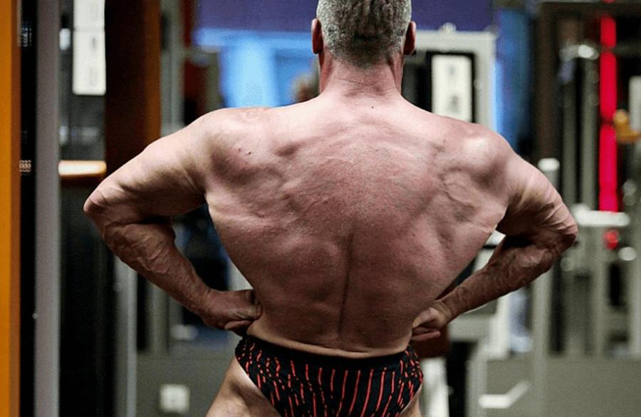 Nugaros raumenų pratimai