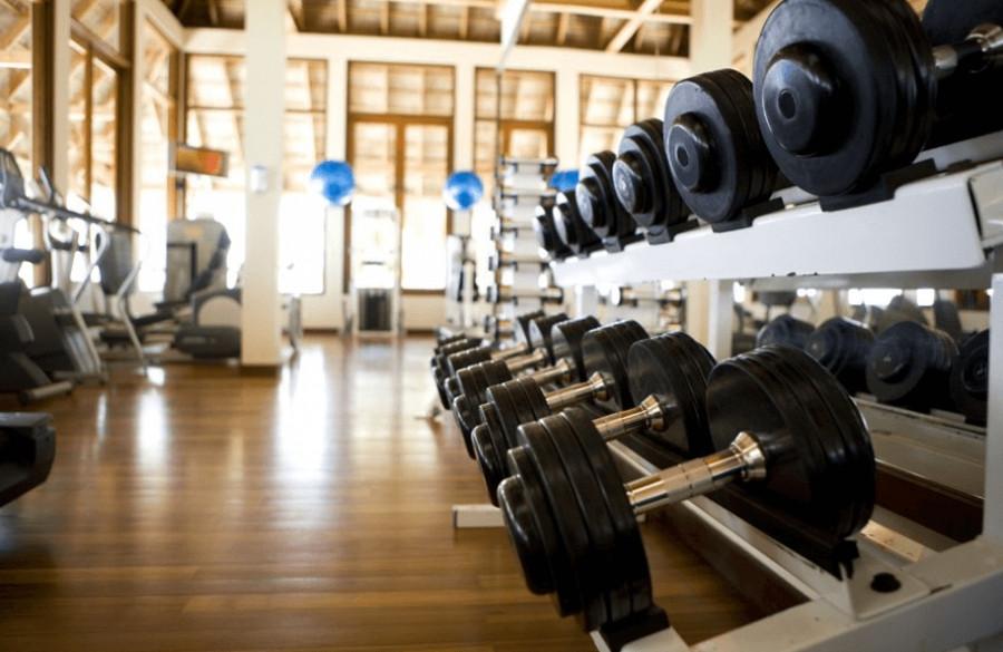 Naujokai fitneso salėje