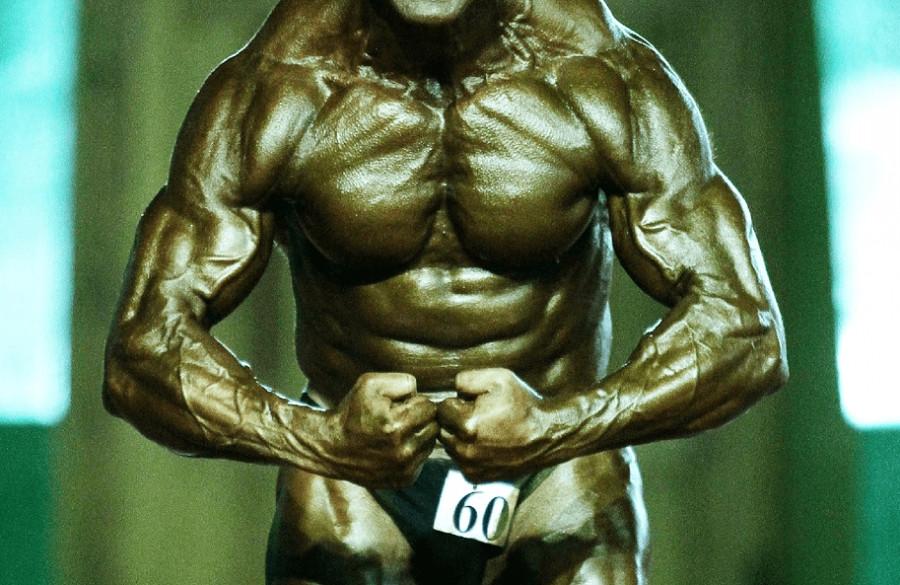 Krūtinės raumenų pratimai