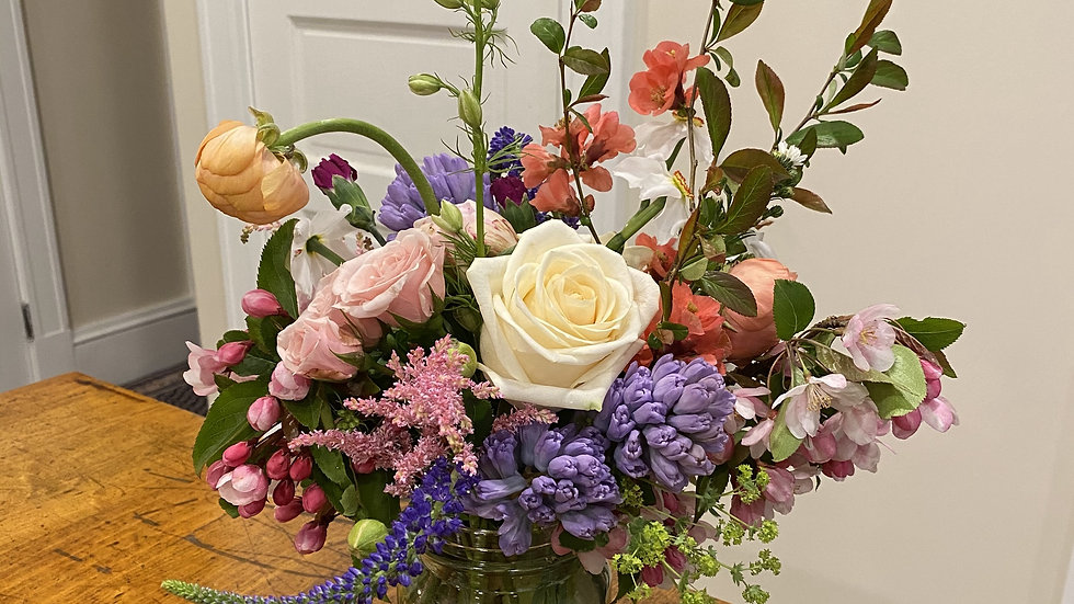 Signature-Size Floral Arrangement