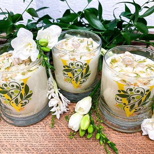 Gardenia Tuberose Soy Wax Candle