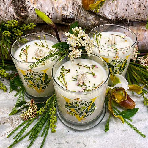 White Birch Soy Wax Candle