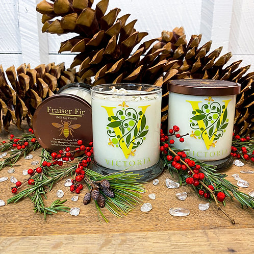 Fraser Fir Soy Wax Candle