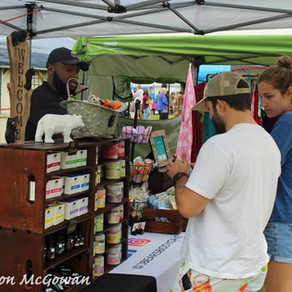Jax Beach Summer Arts Market (July)