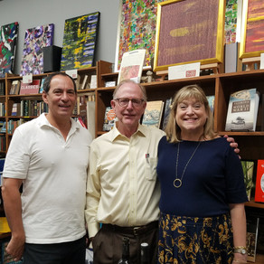Art, People and Books: A Celebration of Culture at San Marco Books