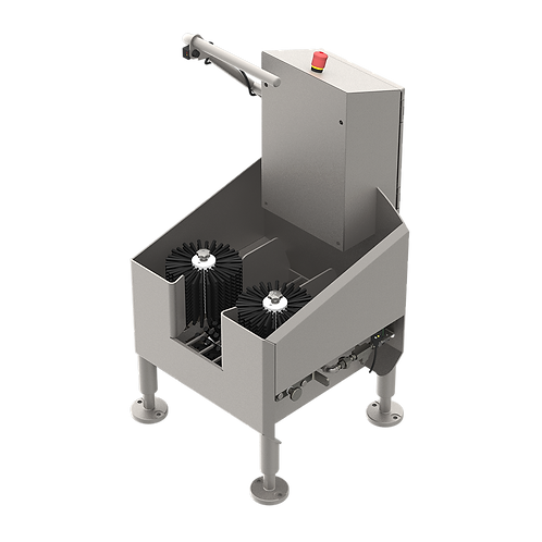 BLX-600 Low Capacity Automated Boot Scrubber