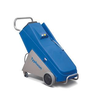 SLX Nilfisk boosted pressure foaming foamer hybrid mobile TYPHOON portable foamer