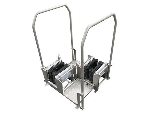 BLX-200 Walkthrough Manual Boot Scrubber
