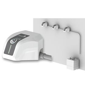 high volume automated hand sanitizer dispenser