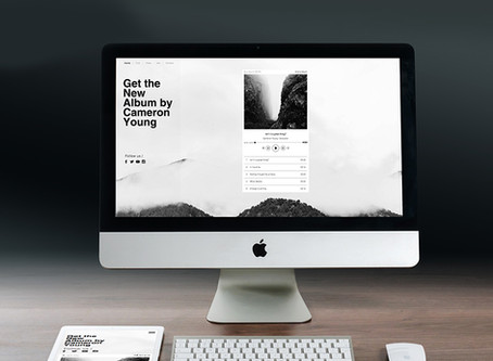 Sleek & simple sites