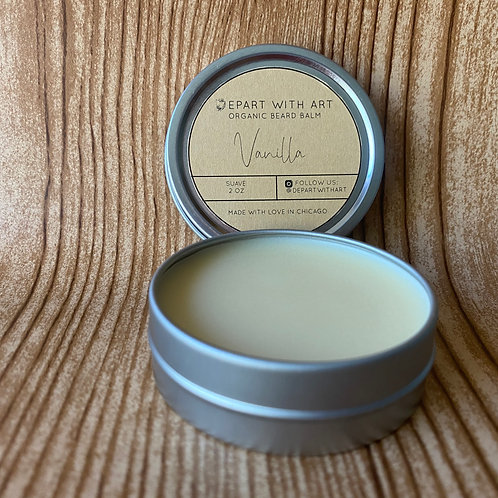 Vanilla Beard Balm