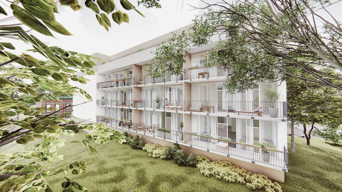 Rezidencia Kalvárka | Vizualizácia