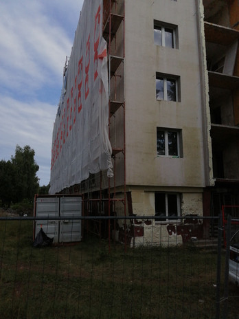 NOVÉ ZÁHRADY DETVA | Práce na stavbe